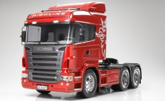 Tamiya SCANIA R620 6X4 HIGHLINER RC TRUCK 1:14