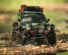 EVEREST GEN7  Redcat Racing 1:10 4WD RTR Green edition (2)