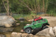 EVEREST GEN7  Redcat Racing 1:10 4WD RTR Green edition (3)
