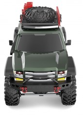 EVEREST GEN7  Redcat Racing 1:10 4WD RTR Green edition (5)