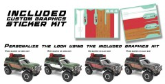 EVEREST GEN7  Redcat Racing 1:10 4WD RTR Green edition (14)