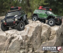 EVEREST GEN7  Redcat Racing 1:10 4WD RTR Green edition (15)