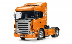 Tamiya SCANIA R470 Highline - Orange Edition RC TRUCK 1:14