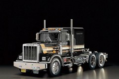 Tamiya King Hauler Black Edition TRUCK 1:14