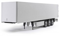 1:14 3-Axle Semi-Trailer Ver.II white