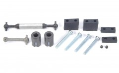 Carson 1:14 Drive Shaft-Set MB1838LS/Volvo