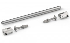 1:14 Alum./Steel Univer.Drive Shaft Set