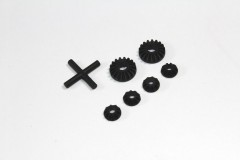 TeamC T01131 - Differential Gear Set 10/18T TC10 2015