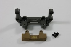 Rear Brace Mount 20g Weight 2WD