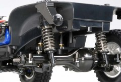Tamiya CC-01 LandFreeder Matt Black Special Painted (ESC) KIT 1:10
