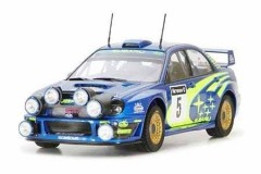 Impreza WRC 2001 Great Britain 1:24 Tamiya 24250