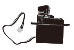 AB18301-34 - 5 Wire Steering Servo and Assembly