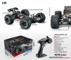 Spirit Racer Truggy 4WD 1:16 RTR (4)
