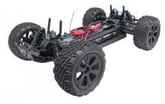 Monster Redcat Blackout XTE 4WD RTR 2,4GHz (6)